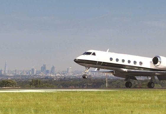 Biggin Hill chauffeur service London